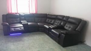 Moving.....selling Theater Sectional