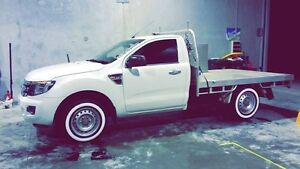 2012 px ford ranger 2.2l turbo diesel Como South Perth Area Preview