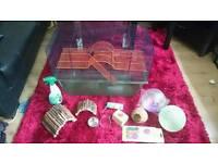 Gerbilarium/small rodent 'starter kit'