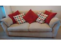 Very comfortable 3 seater sofa from Next - Great condition! - Reduced!