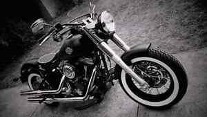 2013  Harley Davidson Softail Slim custom. Narre Warren Casey Area Preview