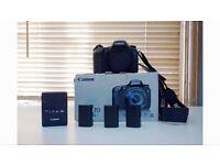 Canon 7d digital slr camera plus extras