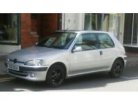 Peugeot 106 xr quicksilver