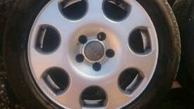 Sell Alloy wheels 16 5x112