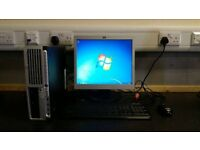 HP Compaq DC 7700 PC
