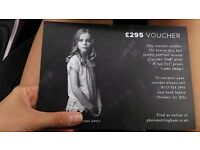 Photo nottingham voucher worth £295