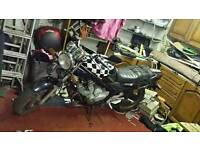 XJ600N - Great For A Project Bike