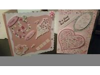 Handmade cards, invites, personalised poems and frames