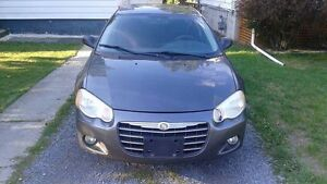 2005 Chrysler Sebring Sedan Kingston Kingston Area image 1