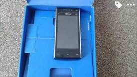 Nokia X6 8GB boxed like new on O2