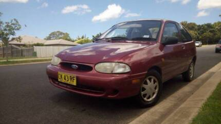 1999 Ford Festiva in great condition
