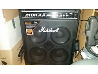 Marshall MB4410 4x10 combo 450 watt