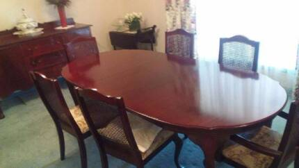 Dining Table Period Style Furniture