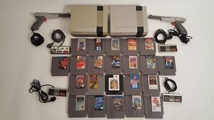 ***super gros lot de nintendo NES***