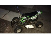 36v electric quad project spares or repairs