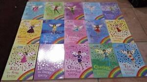 Rainbow Fairy Books Ellenbrook Swan Area Preview