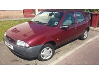 for parts or repairs 1999 ford fiesta 1.3