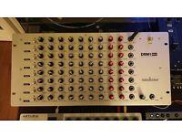 Vermona DRM1 MKIII Drum Machine, CV Trigger Inputs vers.