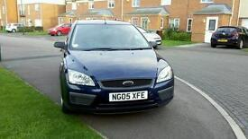 Ford Focus 1.6 2005 Petrol Manual Mint Conditon for age Full Service History 12 Months MOT