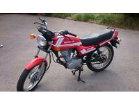 "Honda CG125 "" SWOPS ONLY """