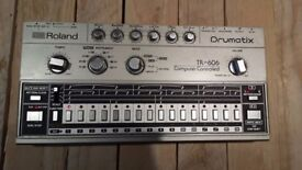 Great Condition Roland Drumatix TR 606 Analog Drum Machine Rhythm Composer