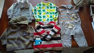 Many baby boy clothes for $1.00 each - Sizes 0-24 Strathcona County Edmonton Area image 1