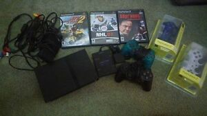 PS2 and Accessories