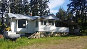 2 BR Country home in Creston BC