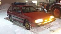 1991 Subaru Loyale 4WD EJ25