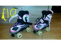 Quad skates junior size 1-4