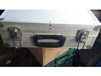 Used Aluminium Tool Case