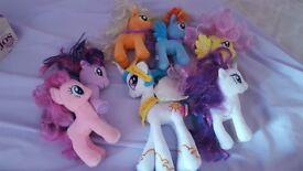 7x My Little Pony