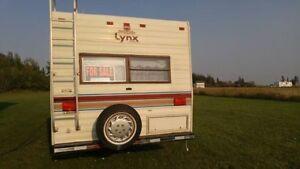 27ft 5th wheel 1987 Lynx Prowler