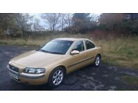 VOLVO S60 2.0 T S 4DR IN YELLOW.