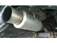 Honda Civic Cobra Exhaust System