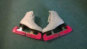 Figure skates size 12 Junior