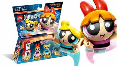 NEW LEGO DIMENSIONS POWERPUFF GIRLS TEAM PACK SALE! MSRP:$24.99