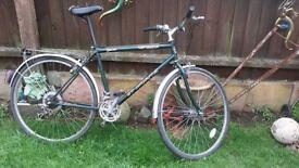 """Mens St Moritz bike for sale 26"""" wheel geared bike"""