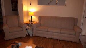 Sofa & Chair