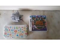 Limited Edition'New' Nintendo 3DS XL Animal Crossing Happy Home Designer with Charger and ds game