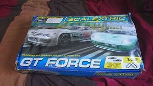 ScaleExtric Race Car Track