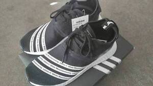 Adidas NMD white mountaineering r2 US 10 Melbourne CBD Melbourne City Preview
