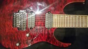 Ibanez Premium 7-String Electric Guitar Harrison Gungahlin Area Preview