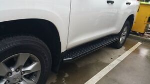 RANGER OR MAZDA BT50  *****2011 HEAVY DUTY SIDE AND BRUSH BARS Welshpool Canning Area Preview