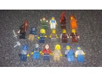 Official Lego Mini Figures