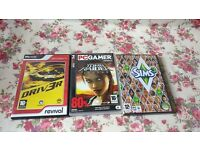 3 pc games £10