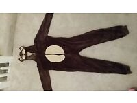 Brand New Monkey Onesie age 10-11yrs