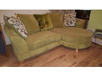 DFS Corner Sofa Only 15 Months Old REDUCED PRICE