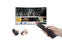 SAMSUNG 55KU6100 SMART 4K HDR CURVED LED TV