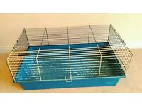 Indoor Rabbit or Guinea Pig Cage 37.5 inches length by 22.5 inches width